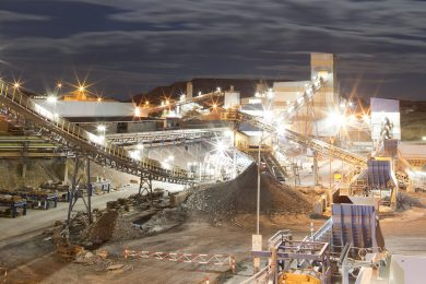Metso crushing, flotation and filtration solutions for Neves-Corvo zinc expansion