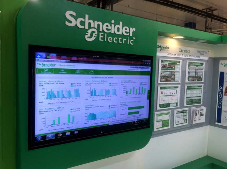 Schneider Electric Enhances Manufacturing Operations