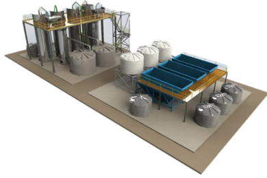 Clean TeQ to supply DeSALxmine water treatement plant to Fosterville