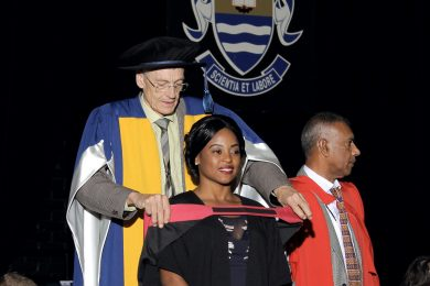 Wits graduates see power of change in Anglo's BLAST program