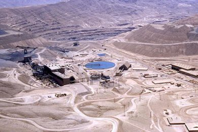 Finning South America secures significant mining contract at Candelaria mine in Chile