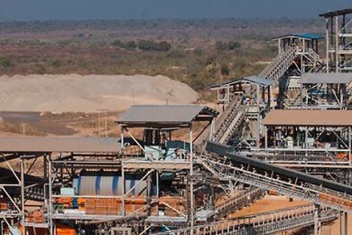 Shalina Resources awards Outotec copper and cobalt processing technology contract for Mutoshi in DRC