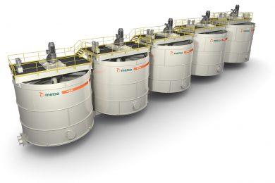 Metso seeing flotation equipment demand in Iberian Pyrite Belt