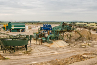 La Parilla concentrator contract awarded to allmineral