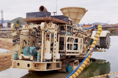 Nautilus reports excellent peformance from Auxiliary Cutter in trials