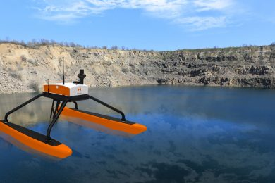 Australia's innovative minerals sector promotes drone technology in new advertisement