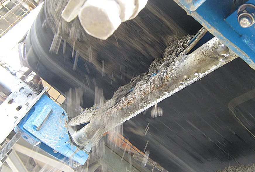 Conveyor Belt Spillage Control Tracking And Cleaning