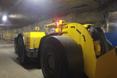 Atlas Copco selects Cavotec HOI to improve LHD safety, efficiency