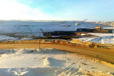 ERG rapidly expanding bauxite mining operations in Kazakhstan