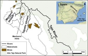 Geomorphic reclamation using Carlson Natural Regrade in Spain