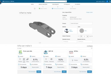 Mining can access new innovations through the 3DEXPERIENCE Marketplace