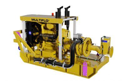 Weir Minerals launches Multiflo® RF dewatering pump range