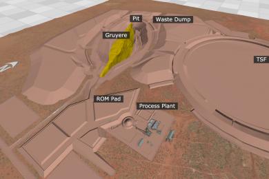 Gold Fields outlines Gruyere JV mine progress in 2017 full year report