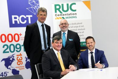 RCT and RUC Cementation in new UG innnovation partnership
