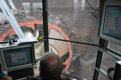 Data communications support effective mining operations at Vršany Lom