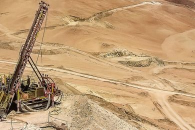 Dry stack tailings expected to be used at Gold Fields Salares Norte in Chile