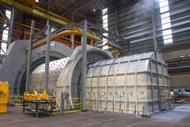 Barrick Digital team applies MillSlicer tech to SAG mill at Pueblo Viejo