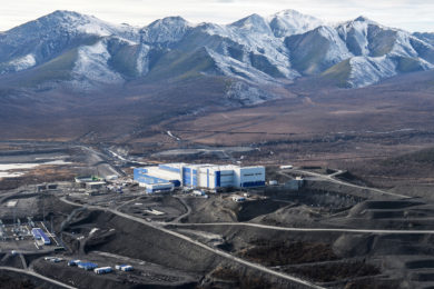 Flotation free Polyus Natalka has world's largest gravity plant with 52 concentrators