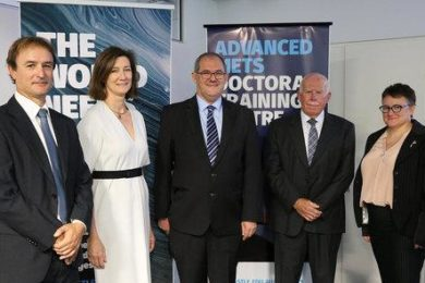 New industry-research centre launched in Australia