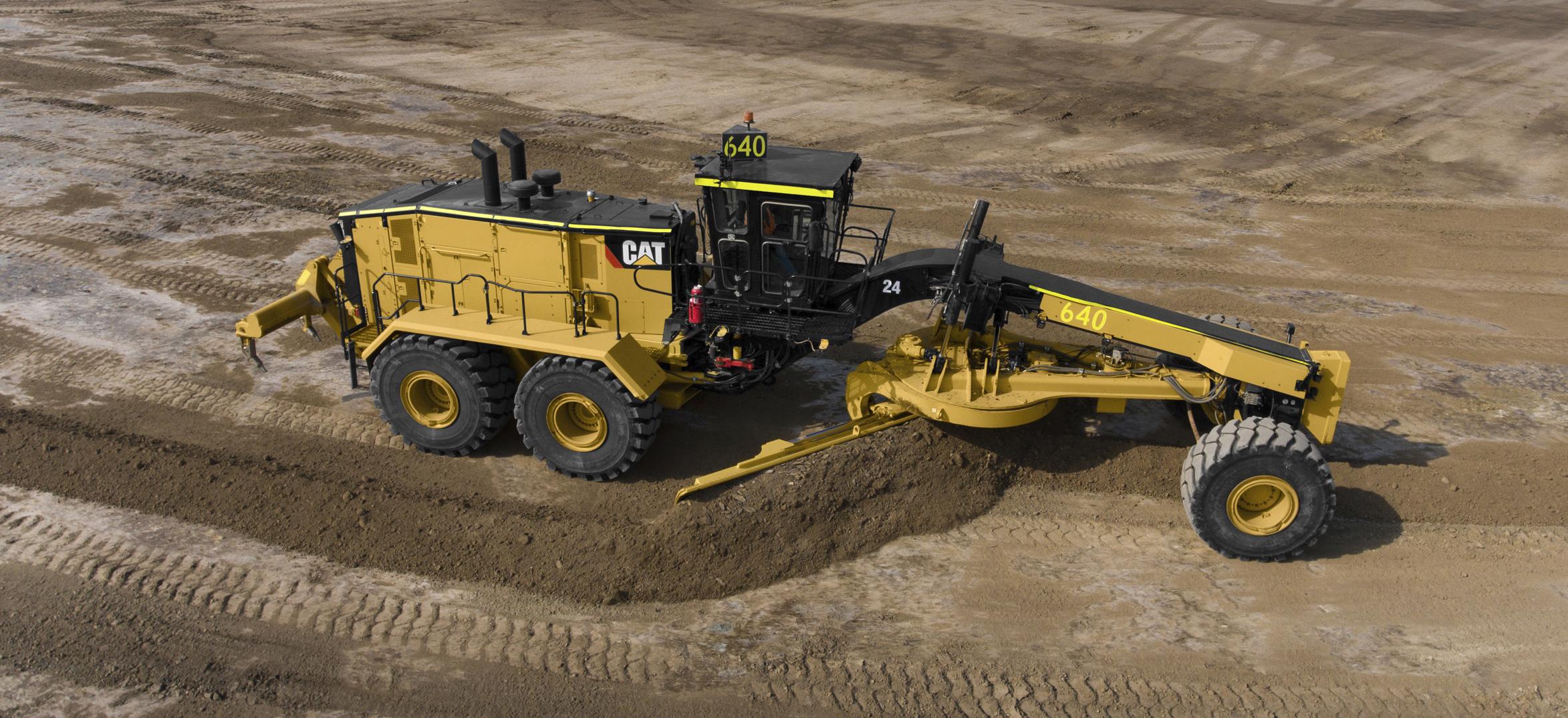New Caterpillar 24 Motor Grader will better address road maintenance in  large mines - International Mining