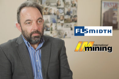 FLSmidth is first in International Mining's Insight Series of video interviews