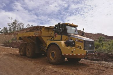 XCMG delivers 70 40-t ADTs for mining in Asia and Africa