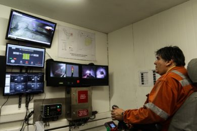 RCT's bespoke solution a world-first for El Teniente