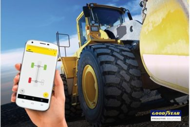 Goodyear launches digital innovations to reduce OTR costs