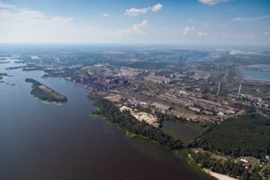 DMT helping Ukraine deal with iron ore region mine water management issues