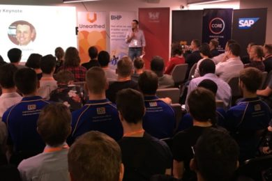 Unearthed Perth hackathon sees winning team tackle Mt Keith grinding circuit challenge