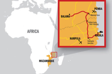 Syrah Resources inaugurates world's largest graphite project