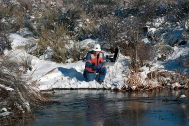 Newmont Mining: ensuring reliable and healthy watersheds