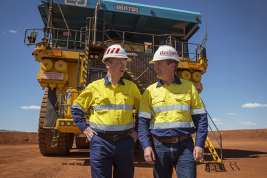 Rio Tinto's iron ore business delivering value through additional