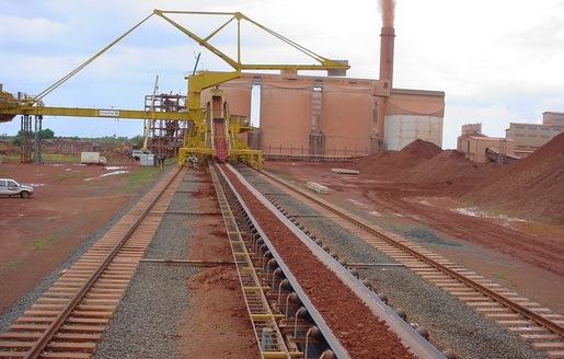 Rusal starts to ship bauxite from Dian-Dian, Guinea - International Mining