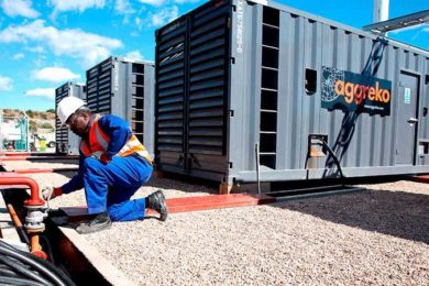 Microgrids as a service from Younicos and Aggreko