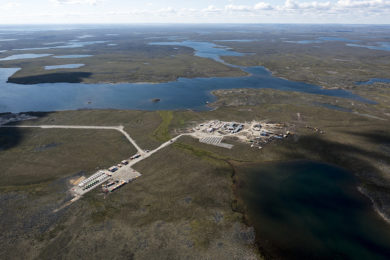 Agnico Eagle Whale Tail pit at Amaruq project on track with water licence received