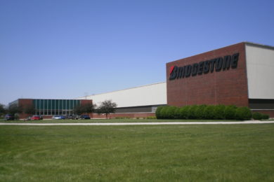 Bridgestone invests in new OTR tyre production in Bloomington