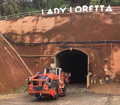 Redpath assumes mine operator role at Glencore's Lady