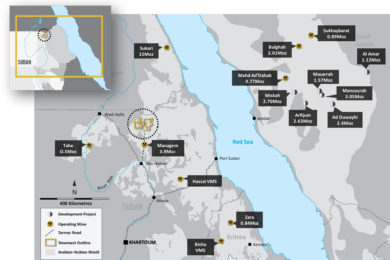 Feasibility of maybe one of the largest undeveloped gold