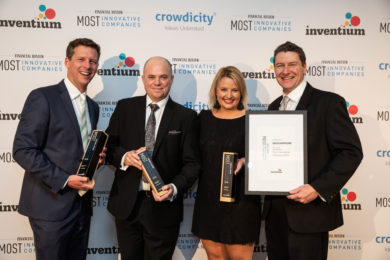Groundprobe named Australia and NZ's most innovative company for 2018