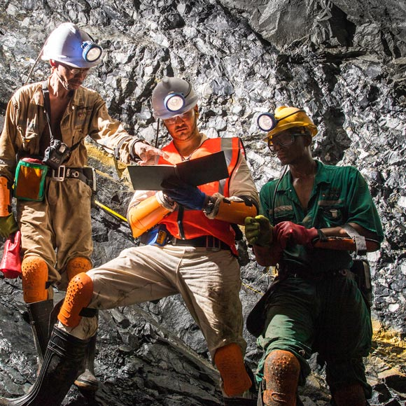 mining industry in south africa