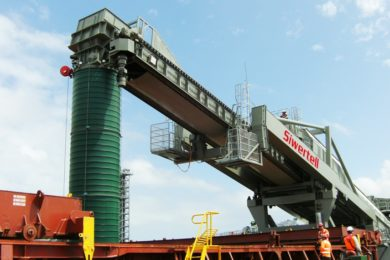 Siwertell to supply zinc/lead concentrate ship loading system for Boliden Tara Mines