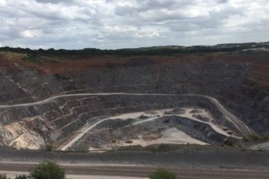 Bilfinger UK to bring automation to Bardon Hill quarry extension project