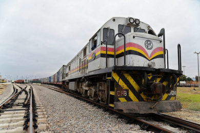 Opening up historic transport route from DRC mines