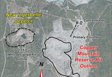 New Ingerbelle looks a great addition to Copper Mountain mine, Canada