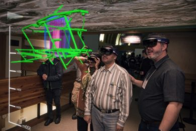 BGC uses Ada 3D holographic platform to showcase Giant Mine remediation