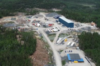 Harte Gold to go commercial at Sugar Zone mine in Ontario