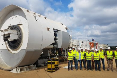 Master Drilling aims for new status as mining TBM specialist