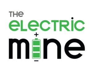 The Electric Mine logo