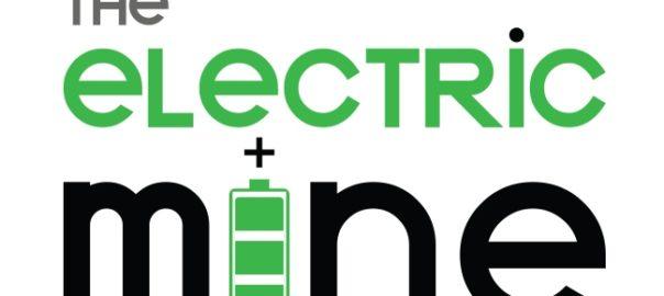 The Electric Mine logo